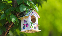 [School] K2 Birdhouses
