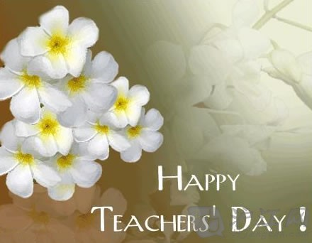 Group News | Happy teachers'day