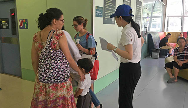 [Health] Health Check for new students