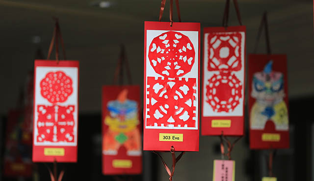 [School] Chinese New Year Decoration & Art